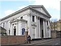 TQ3203 : St. John The Baptist Catholic Chapel, Bristol Road, BN2 by Mike Quinn