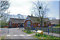 SU7450 : Odiham - Buryfields Infant School by Chris Talbot