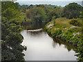 SD7909 : River Irwell, Warth by David Dixon