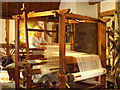 SJ8383 : Weaving at Quarry Bank Mill by David Dixon
