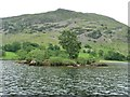 NY3917 : Cherry Holm, Ullswater by Christine Johnstone