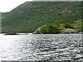 NY3918 : Norfolk Island, Ullswater by Christine Johnstone