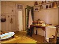SJ8382 : Oak Cottage Kitchen ca 1840 by David Dixon
