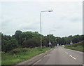 SK5678 : A619 running into Worksop at The Croft at the A60 junction by John Firth