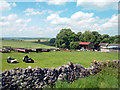 SK1461 : Hartington Moor Farm by Des Blenkinsopp