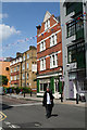 TQ3379 : Bermondsey Street:  'The Garisson' public house by Dr Neil Clifton