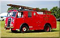SJ7177 : Vintage Fire Engine at the Cheshire Show by Jeff Buck