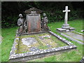 SZ2195 : St Michael & All Angels, Hinton Admiral: churchyard (1) by Basher Eyre