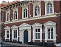 SJ8847 : Hanley - former water board offices by Dave Bevis
