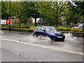 SD7806 : Flooding on Pilkington Way by David Dixon