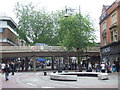 TQ1096 : Watford High Street by Malc McDonald