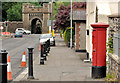 J2285 : Pillar box, Templepatrick by Albert Bridge