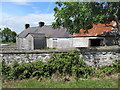J0213 : Derelict farmhouse on the New Road by Eric Jones
