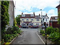 TQ5465 : The Castle Hotel High Street, Eynsford by PAUL FARMER