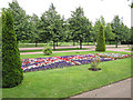 TQ2882 : Regents Park: Jubilee planting by Stephen Craven