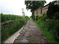 SD6622 : Public Bridleway near Tockholes by Philip Platt