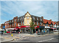SP5008 : Costa's Corner, Summertown by Des Blenkinsopp