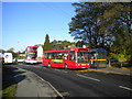 SO8799 : Buses on School Road, Tettenhall Wood by Richard Vince