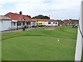 TG1842 : Club house, the Links Country House Hotel Golf Course by Oliver Dixon