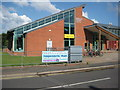 SO9545 : Pershore Leisure Centre by Philip Halling