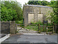 SD9801 : Entrance to Cowbury Green by David Dixon