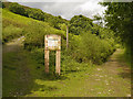 SD9901 : Cowbury Dale Nature Reserve by David Dixon
