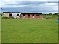 SK9364 : Stables off Wath Lane, South Hykeham by Oliver Dixon