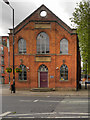 SJ8397 : St Matthew's Sunday School, Liverpool Road by David Dixon
