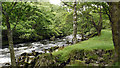 SD1993 : River Duddon near Ulpha Bridge by Trevor Littlewood