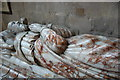 SK7053 : Tomb of Archbishop Sandys, Southwell Minster by Julian P Guffogg