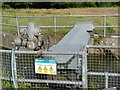 TF2258 : Coningsby Lock weir mechanism  by Alan Murray-Rust