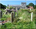 TQ7749 : St Peter's Church, Boughton Monchelsea by Ian Yarham
