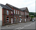 ST0799 : Gordon Lenox Constitutional Club, Merthyr Vale by John Grayson