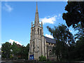 TQ3274 : St Paul's church, Herne Hill by Stephen Craven