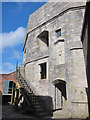 SZ3189 : Hurst Castle by Oast House Archive