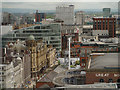 SJ8397 : Manchester Cityscape by David Dixon