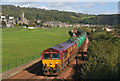 NT2385 : Freight Train at Burntisland by Wayland Smith