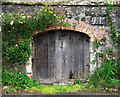 D1451 : Old gateway, Rathlin Island by Rossographer