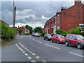 SD6122 : A674, Blackburn Road at Higher Wheelton by David Dixon