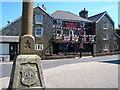 SX5973 : Plume of Feathers Inn, Princetown by Derek Harper