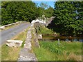 SX6074 : Old bridge over West Dart, Two Bridges by Derek Harper