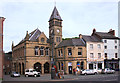 SK2854 : Wirksworth Town Hall by Des Blenkinsopp