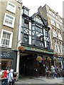 TQ2981 : The Wheatsheaf in Rathbone Place by Basher Eyre