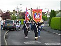 H4672 : Pre-12th Parade, Omagh (1) by Kenneth  Allen