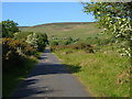 SX6979 : Lane to Challacombe by Derek Harper
