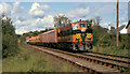 J1785 : Weed-spraying train, Muckamore by Albert Bridge
