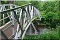 NT5325 : Jubilee Bridge, Lilliesleaf by Jim Barton