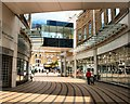 TQ2470 : Shopping Precinct, Wimbledon by Paul Gillett