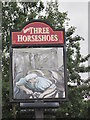 SE4011 : The Three Horseshoes, Brierley by Ian S