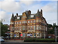 SE4522 : The Queen Hotel, Pontefract by Ian S